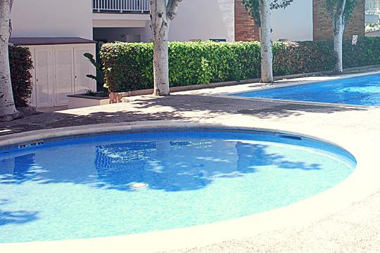 Apartamento en Sitges con piscina infantil
